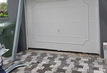 Garage Door Off Track | Burnsville MN